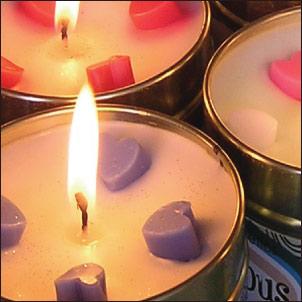 Ароматические и парфюмерные свечи картинки